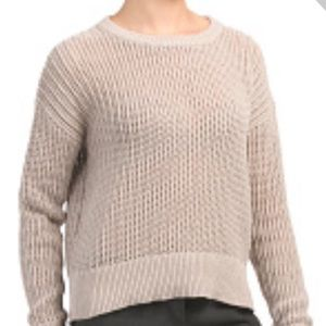 Theory Slouchy Pullover Sweater, Size Small, NWT